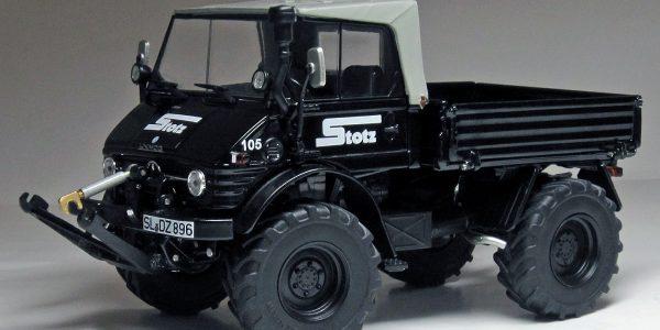 Neues Stotz-Sondermodell: U 406